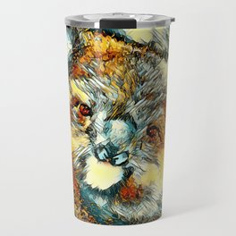 AnimalArt_Koala_20170601_by_JAMColorsSpecial Travel Mug