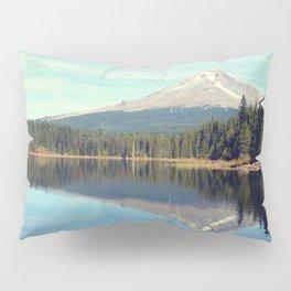 Mount Hood Trillium Lake Oregon Pillow Sham