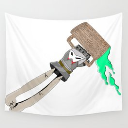 Bottoms Up Wall Tapestry