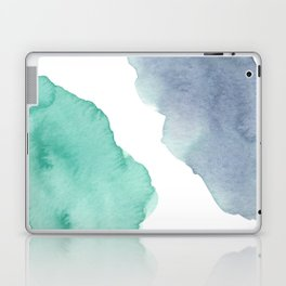 Watercolor Drops Laptop & iPad Skin
