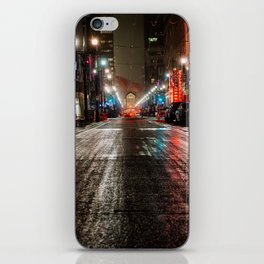 Downtown Calgary iPhone Skin
