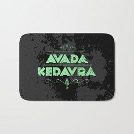 HP Curses: Avada Kedavra Bath Mat