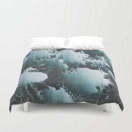 FEELS LIKE WE ONLY GO BACKWARDS Duvet Cover