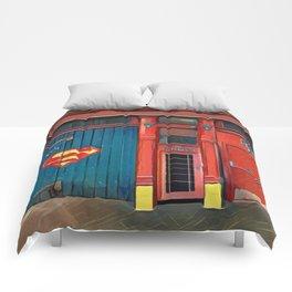 Firestation Comforters