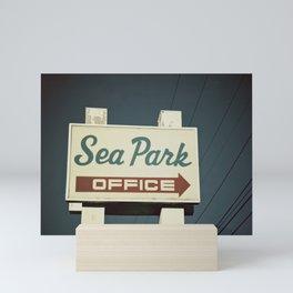 Office Mini Art Print