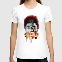godfather T-shirts featuring Godfather by Marko Köppe