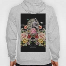 Nuit des Roses Revisited for Him Hoody