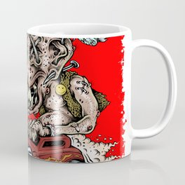 Hotrod from Hell Coffee Mug