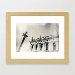Venice - Study 194 Framed Art Print