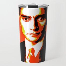 Authors of Note - Franz Kafka Travel Mug