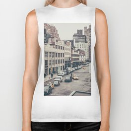 Tough Streets - NYC Biker Tank