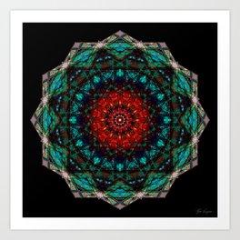 Centurion Eye Art Print
