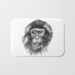 Snow Monkey G2013-069 Bath Mat