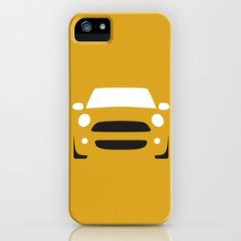 Mini Cooper ( 2007 ) iPhone Case