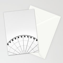 1/2 Ferris Wheel Stationery Cards
