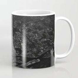 over structured world Coffee Mug