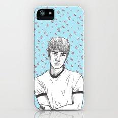 Finn Nelson Floral Slim Case iPhone (5, 5s)
