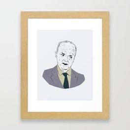 Creed Rowland Bratton Framed Art Print