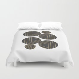 Abstract Geometry #society6 #decor #buyart Duvet Cover