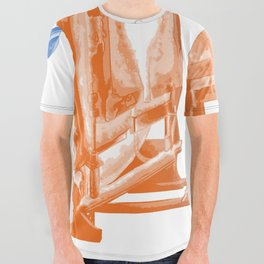 Snowgaffer's Resolve All Over Graphic Tee