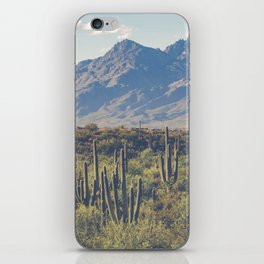 Wild West III - Tucson iPhone Skin