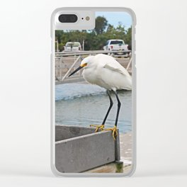 Sammy Swift Clear iPhone Case