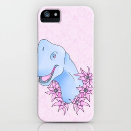 Brachio-Florist iPhone Case