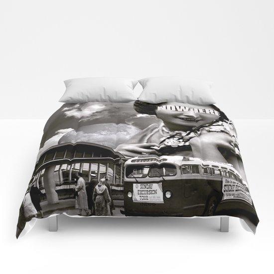 NOWHERE Comforters