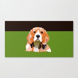 Petsy - Custom Pet Portraits Canvas Print