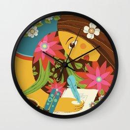 Sweet hours Wall Clock
