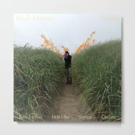 Magic Moments - Phoenix EP Official Album Art Metal Print