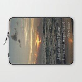 Bon Iver - Holocene Laptop Sleeve
