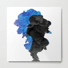BTS - J-hope Smoke effect Metal Print