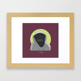 St. Trayvon Framed Art Print