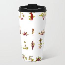 Plants plants plants Metal Travel Mug