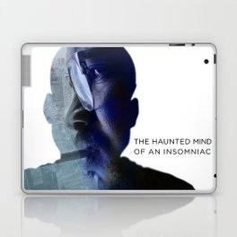 Haunted Mind  Laptop & iPad Skin