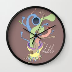 Hello. Wall Clock