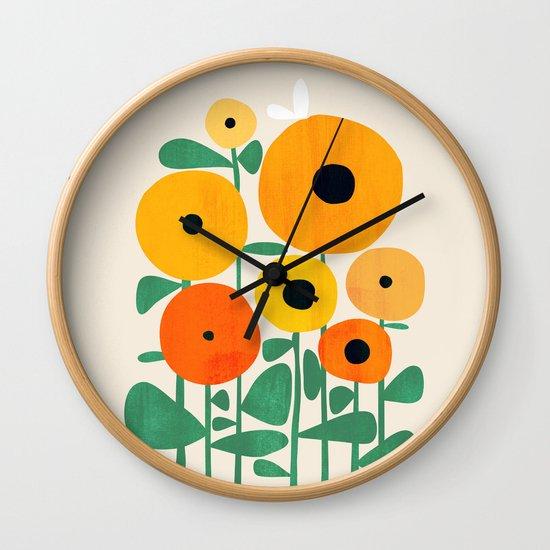 Sunflower and Bee by budikwan