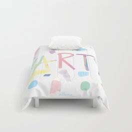 Pastel party Comforters