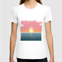Peaceful Current T-shirt