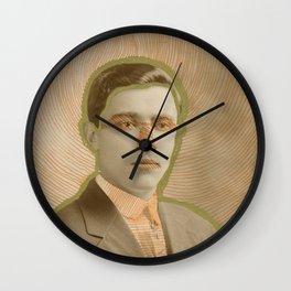 The Golden Boy Wall Clock