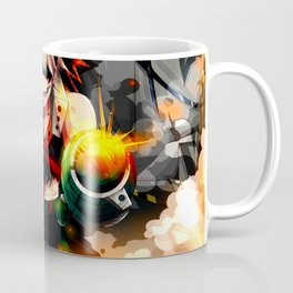 Bakugo Katsuki Hero Coffee Mug