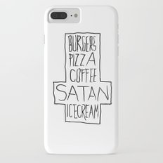 pizza & moar Slim Case iPhone 7 Plus