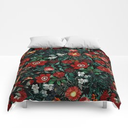 NIGHT GARDEN XXVI Comforters
