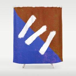 Stitch N Paint Shower Curtain