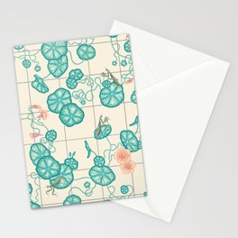 Dream spring is coming. Stationery Cards