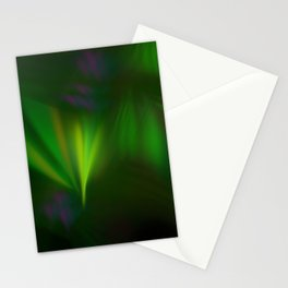 This fractal looks like aurora Stationery Cards