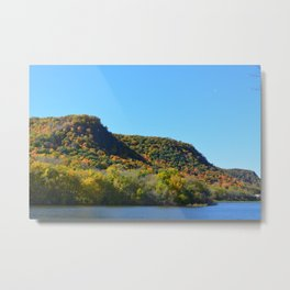 Bluffs Metal Print