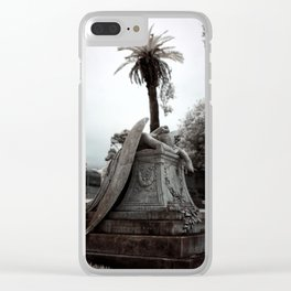 Came to Mourn Clear iPhone Case