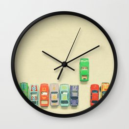 False Start Wall Clock